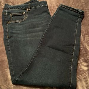 Maurice's 22WS Skinny Jeans